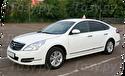 Обучение вождению на Nissan Teana акпп