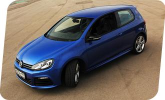 Уроки вождения на Volkswagen Golf акпп