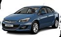 Обучение вождению на Opel Astra акпп