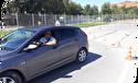 Обучение вождению на Hyundai Solaris мкпп