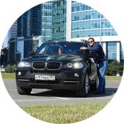 Дмитрий Александрович — частный инструктор по вождению