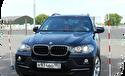 Обучение вождению на BMW X5 акпп