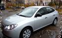 Обучение вождению на Hyundai Elantra мкпп