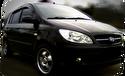 Обучение вождению на Hyundai Getz акпп