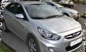 Обучение вождению на Hyundai Solaris акпп