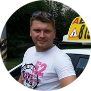 Алексей Юрьевич — частный инструктор по вождению