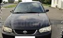 Обучение вождению на Toyota Corolla акпп