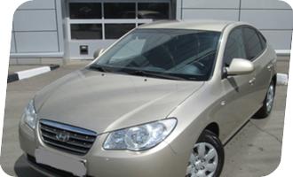 Уроки вождения на Hyundai Elantra акпп