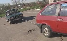 Буксировка автомобиля: это нужно знать, на всякий случай!