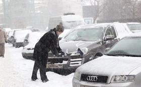 Как завести двигатель автомобиля в сильный мороз?