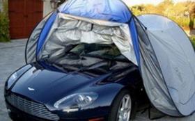 Сохраняем автомобиль на зиму