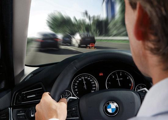 Водители BMW признаны самыми агрессивными