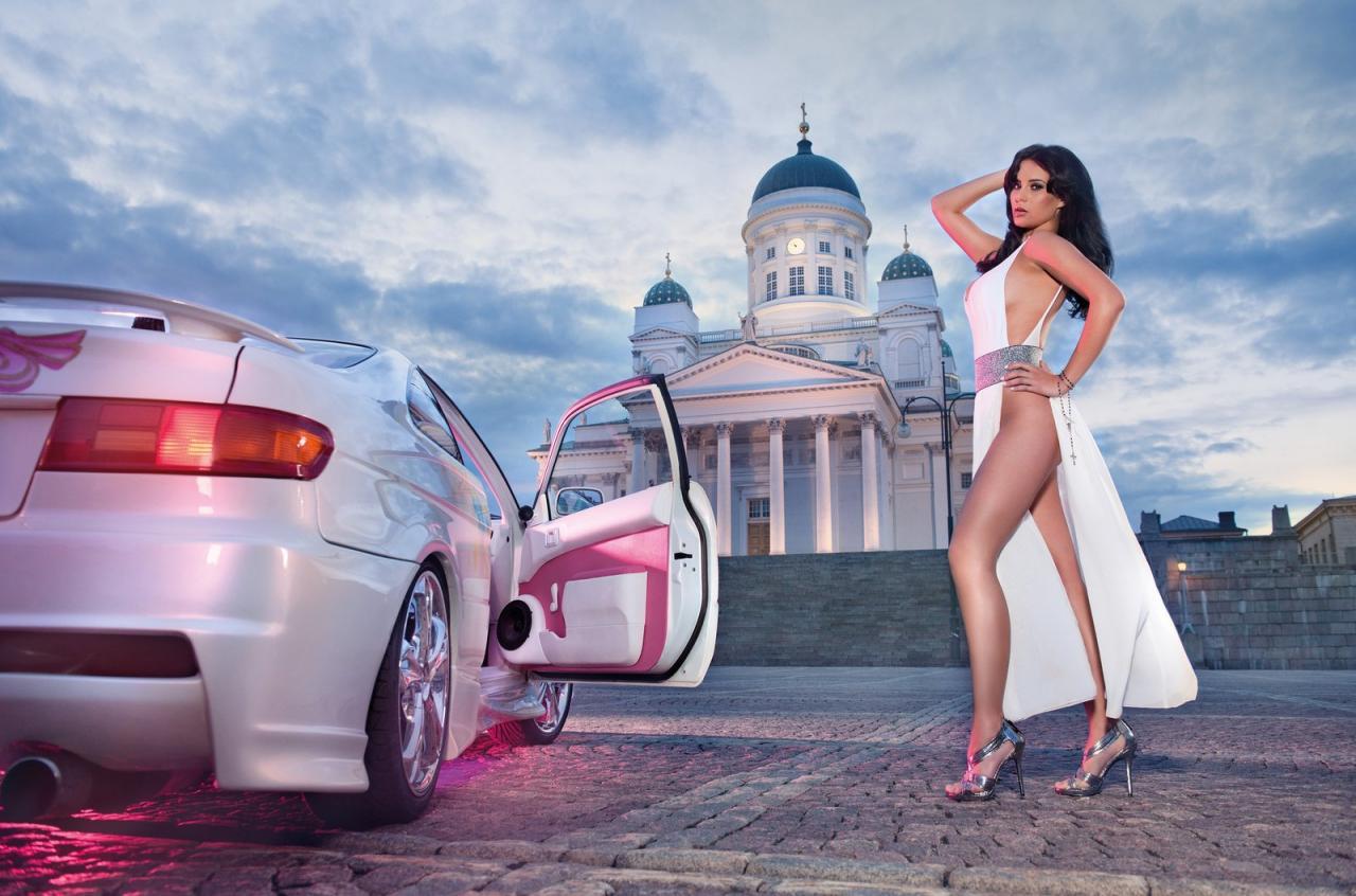Выбрана девушка, завоевавшая титул «Мисс Тюнинг-2013»
