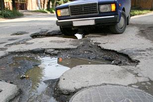 Компания Google поставила российским дорогам «двойку»
