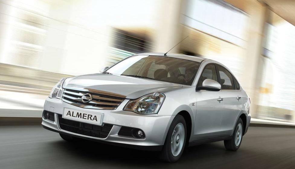 На АвтоВАЗе будут производить Nissan Almera