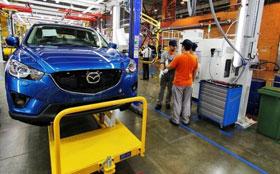 Mazda выпустит автомобиль для России
