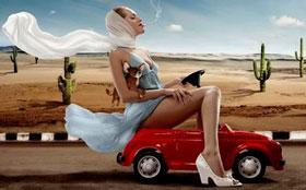 Оказалось, что женщины водят лучше, чем мужчины