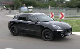 Porsche выпустил новый внедорожник (первое видео)
