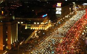 Многокилометровые пробки в Москве исчезнут ближе к 31 декабря