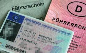 Европа вводит водительские права единого образца