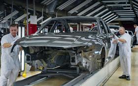 В Калуге будут производить автомобили Audi