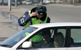Российским водителям разрешили не выходить из машины