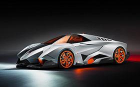 Компания Lamborghini представила свой самый тесный суперкар