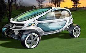 Mercedes готовит подарок любителям игры в гольф