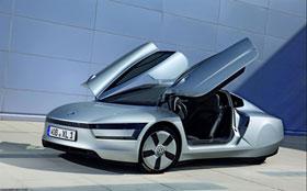 В США дебютировал Volkswagen XL1