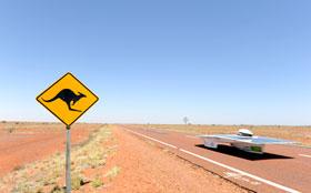 На дорогах Австралии снимут любое ограничение скорости
