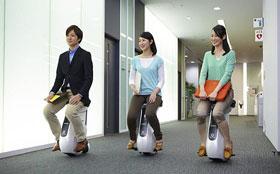 Honda создала кресло-самоход