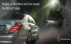Mercedes-Benz объявил войну Jaguar